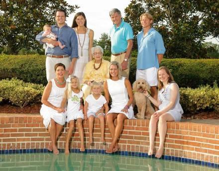 Waller Family Photo